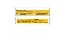 SAFETY STICKERS - SODI MC5