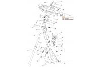 COLONNE DE DIRECTION REGLABLE - SODI RSX