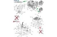 ENGINE & SPEED VARIATOR - SODI RSX