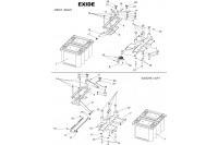 LEAD BATTERIES - EXIDE - SODI RSX