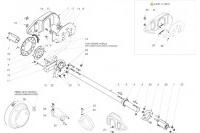TRAIN ARRIERE - SODI RX250