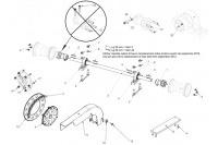 REAR AXLE D30 - SODI RX7 MAX