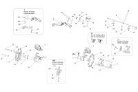 FREIN AVANT-COMMANDES A MAIN - SODI SIGMA S1 2012
