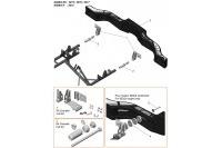 REAR PROTECTION- KG PLAST - SODI SIGMA RS & R