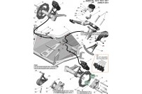 FRONT BRAKE-HAND ORDERS - SODI SIGMA RS & R
