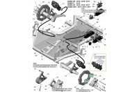FRONT BRAKE-FOOT ORDERS - SODI SIGMA RS & R