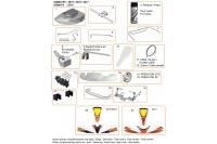 ACCESSOIRES COMPLEMENTAIRES - SODI SIGMA RS & R 2015-2017