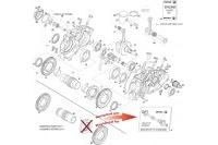 CARTER-VILO-POMPE A EAU-PISTON - ROTAX 125 MAX DD2