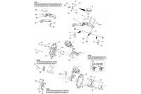 FREIN AVANT-COMMANDES A MAIN - SODI SIGMA S3 2014