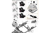 FRAME-FUEL TANK-ENGINE MOUNT - SODI SIGMA DD2 2018-2020