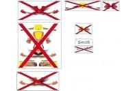 STICKERS DE CARROSSERIE - SODI SR5 2006-2011