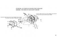 CYLINDER HEAD - HONDA GX120 QHQ4 MINIKART