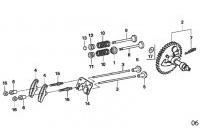 ARBRE A CAMES/SOUPAPES - HONDA GX120 QHQ4 MINIKART