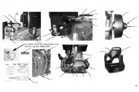 PIECES DIVERSES - HONDA GX120 QHQ4 MINIKART