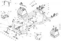CADRE & EQUIPEMENTS - SODI ST30/ST32 BV 2009-2012