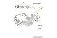 VALVE ELECTRO-POMPE ESSENCE-16 - ROTAX 125 MAX & JUNIOR EVO
