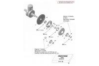 CLUTCH - ROTAX 125 MAX EVO