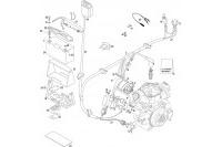 ALLUMAGE-DEMARREUR-BATTERIE - ROTAX 125 MAX-J125-MINI-MICRO