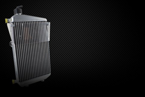 Kart radiators and cooling accessories