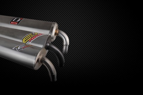 Kart exhausts and accessories