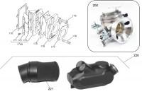 INLET CARBURETOR TRYTON HB27 - IAME X30