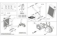 SYSTEME REFROID LIQUIDE - IAME X30