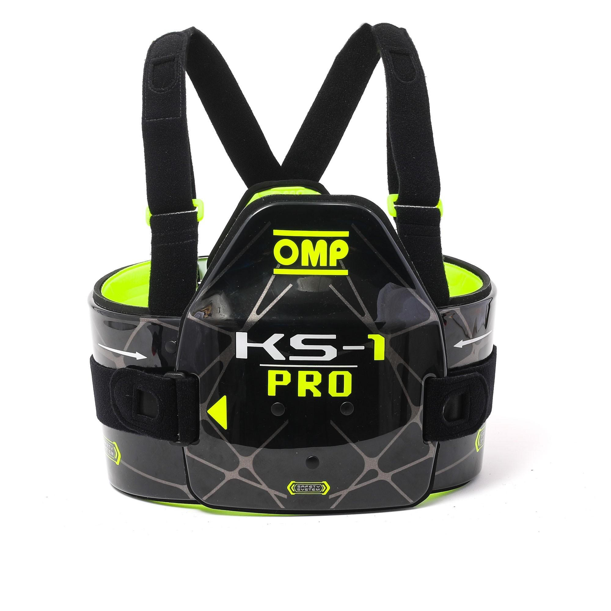OMP KS-1 PRO BODY PROTECTION